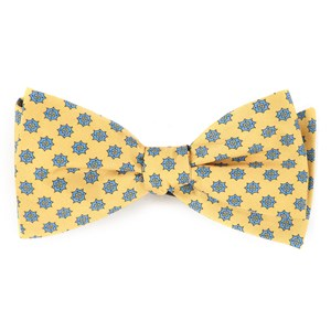 major star butter bow ties