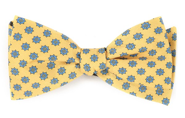 Major Star Butter Bow Tie