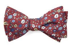 Bow Ties - Morrissey Flowers - Red