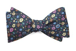 Bow Ties - Morrissey Flowers - Navy