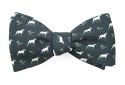 Bow Ties - Boldrewood Chase - Army Green
