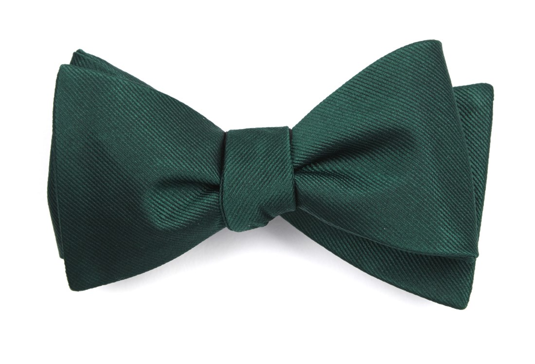 145fd1a76238 Hunter Grosgrain Solid Bow Tie