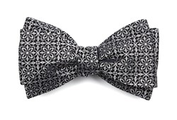 Bow Ties - Opulent - Black