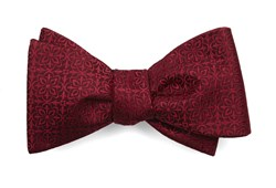 Bow Ties - Opulent - Red