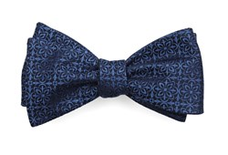 Bow Ties - Opulent - Classic Blue