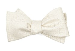 Bow Ties - Opulent - Light Champagne