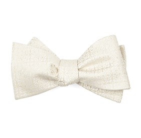 Light Champagne Opulent bow ties