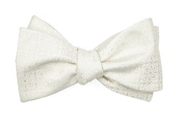Bow Ties - Opulent - Ivory