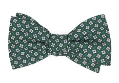Bow Ties - Spinner - Hunter Green