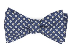 Bow Ties - Spinner - Navy