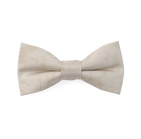 Light Champagne Refinado Floral boys bow ties