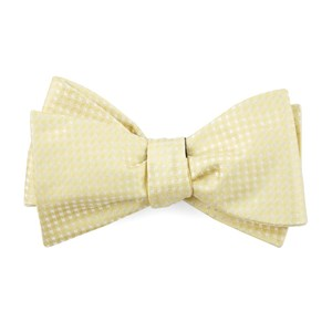 be married checks butter bow ties