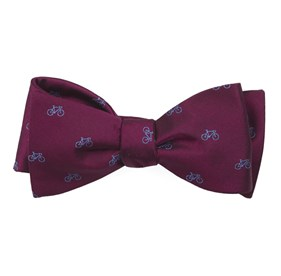 Azalea Two-wheeler Bicycle bow ties