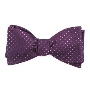 mini dots azalea bow ties