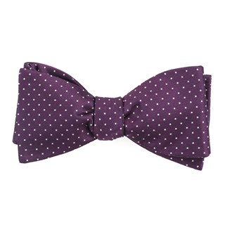 Mini Dots Azalea Bow Tie