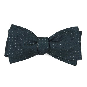 flicker dark hunter bow ties