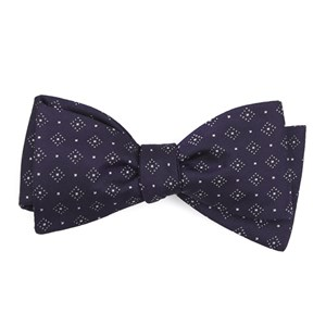 gemstone gala eggplant bow ties