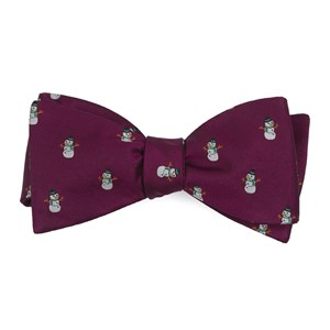 snowman goals azalea bow ties