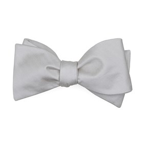 Show Me The Ring Mumu Weddings - Desert Solid bow ties