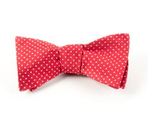 Bow Ties - PINDOT - RED