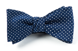 Bow Ties - PINDOT - NAVY