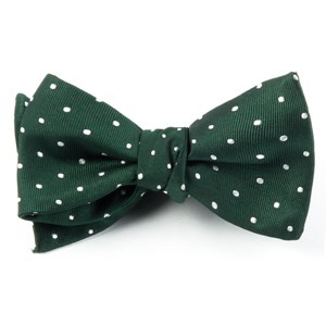 hot dots hunter bow ties