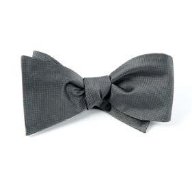 Charcoal Citizen Solid By Dwyane Wade bow ties