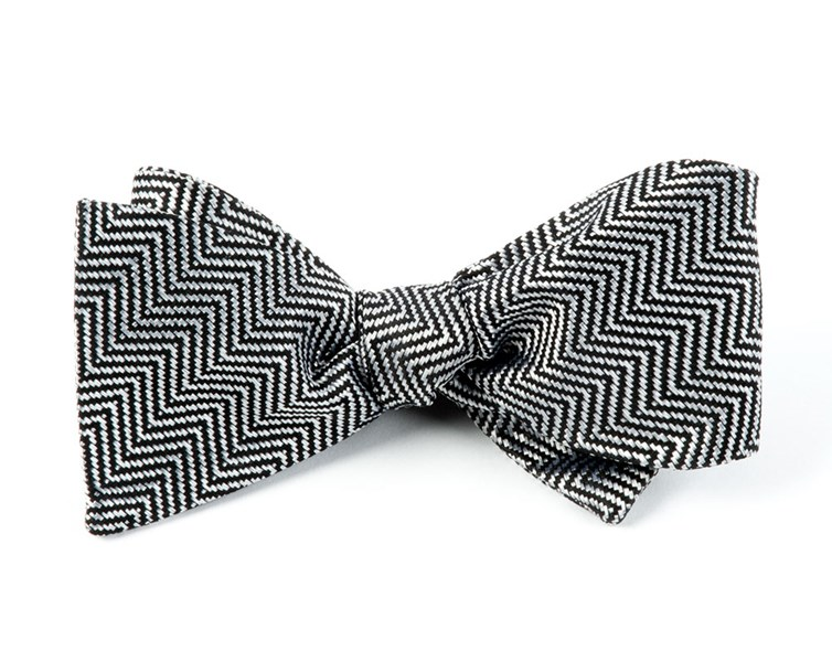 the confidential by dwyane wade bow ties black ties