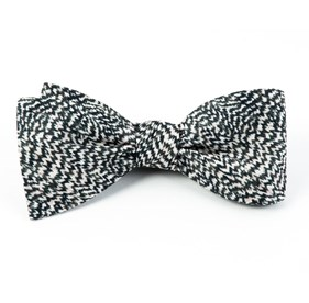 Countess Solid By Dwyane Wade Army Green Bow Ties