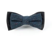 BOW TIES - HOLIDAY DONEGAL - BLUE