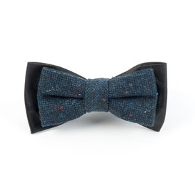 Holiday Donegal By Dwyane Wade Blue Bow Ties