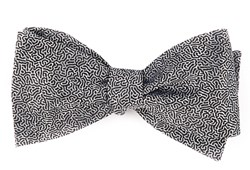 Bow Ties - Ocean Drive - Black