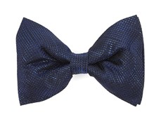 Bow Ties - Blue Christmas - Royal Blue
