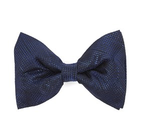 Blue Christmas By Dwyane Wade Royal Blue Bow Ties