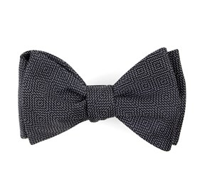 Endless Year By Dwyane Wade Grey Bow Ties
