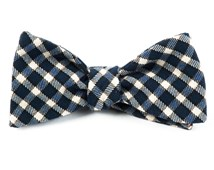 Bow Ties - VELDT PLAID - ROYAL BLUE