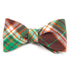 Similar Item - Chocolate Brown Vice Plaid Bow Tie