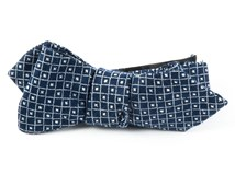 BOW TIES - CITY LIGHTS - NAVY
