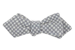 Bow Ties - Hanover Houndstooth - Navy