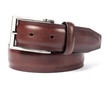 Belts - Solid Leather - Brown