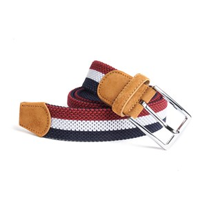on your mark stripe red belt