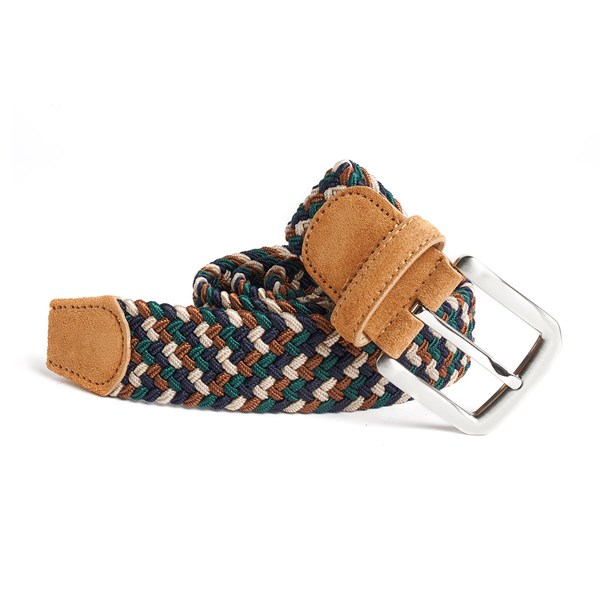 Browns Interwoven Belt