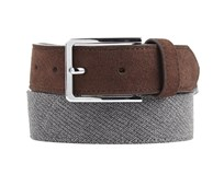 Belts - Business Solid - Grey