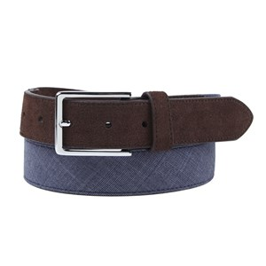 stillhouse plaid blue belt