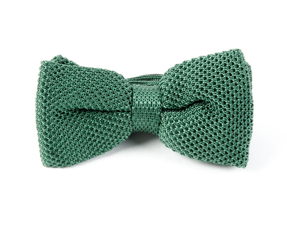 Hunter Knitted Bow Tie | Ties, Bow Ties, and Pocket Squares | The ...