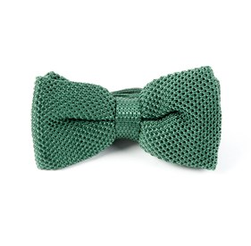 Hunter Knitted bow ties