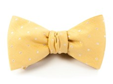 Bow Ties - DOTTED DOTS - BUTTER