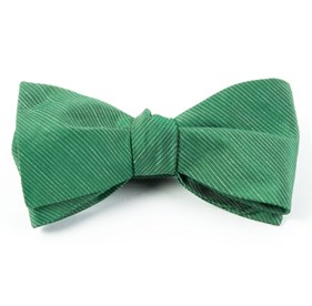 Fountain Solid Grass Bow Ties