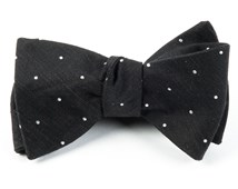 Bow Ties - Bulletin Dot - Black