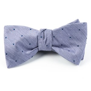 bulletin dot purple bow ties